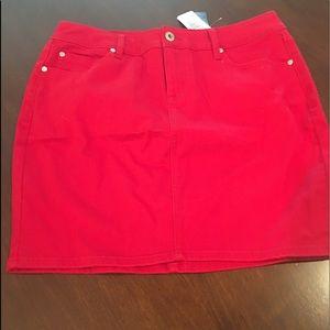 Torrid Mini Skirt